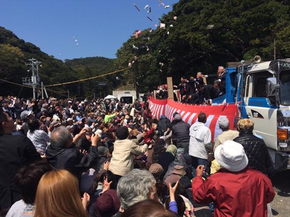 2016.3.27松尾~大浜工区開通記念式典設営撤去3