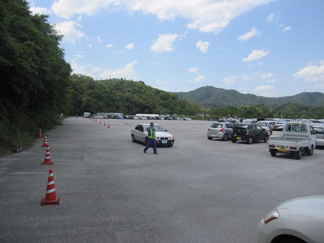 2016.5.55平成28年度桂浜渋滞対策臨時駐車場運営業務5